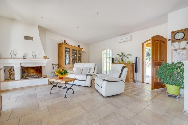 Deluxe sale house / villa Seillans 535000€ - Picture 9