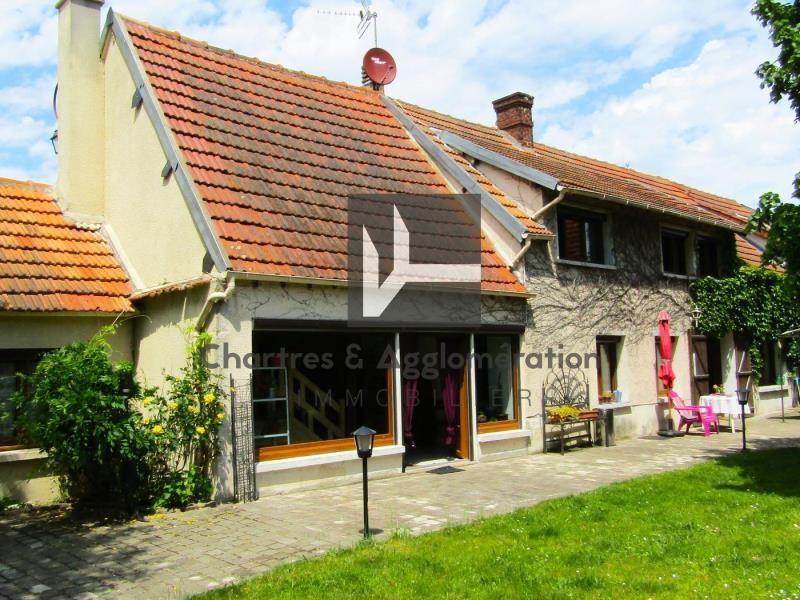 Sale house / villa Fontenay sur eure 265000€ - Picture 1