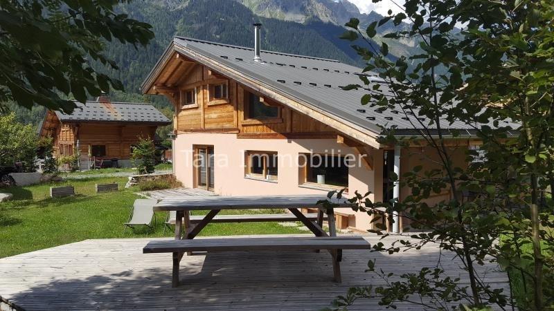 Deluxe sale house / villa Chamonix mont blanc 985000€ - Picture 13