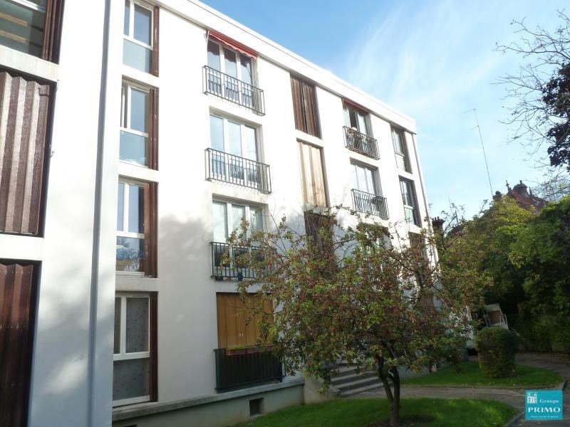 Vente appartement Chatenay malabry 275000€ - Photo 1