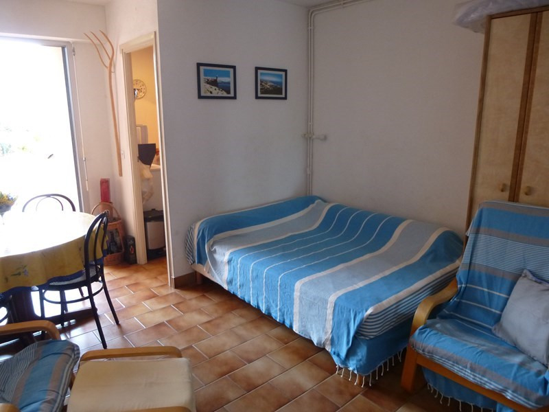 Alquiler vacaciones  apartamento Collioure 375€ - Fotografía 2