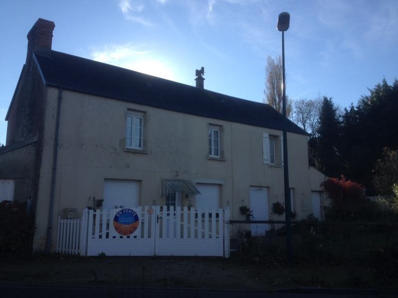 Sale house / villa Angoville sur ay 126750€ - Picture 1