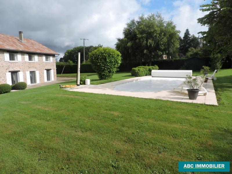 Vente maison / villa Saint leonard de noblat 378000€ - Photo 2