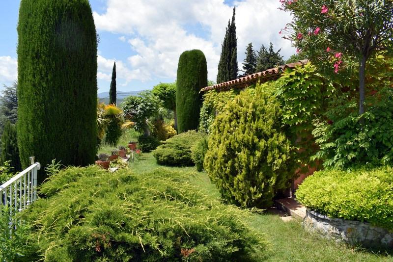 Verkauf von luxusobjekt haus Montauroux 1260000€ - Fotografie 5