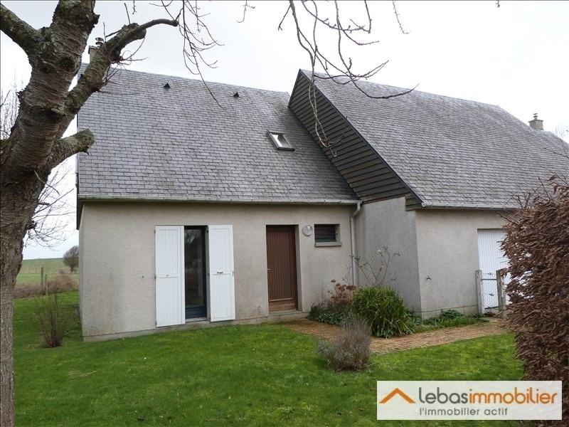 Vente maison / villa Veules les roses 146000€ - Photo 1