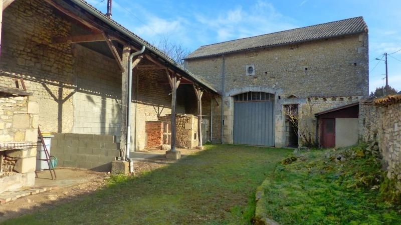 Vente maison / villa Chasseneuil du poitou 119900€ - Photo 2
