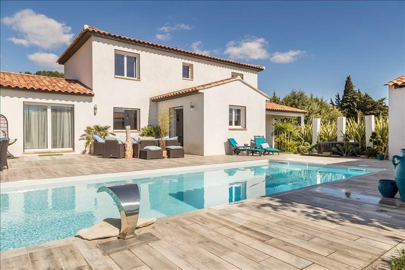 Venta de prestigio  casa Meyreuil 750000€ - Fotografía 4