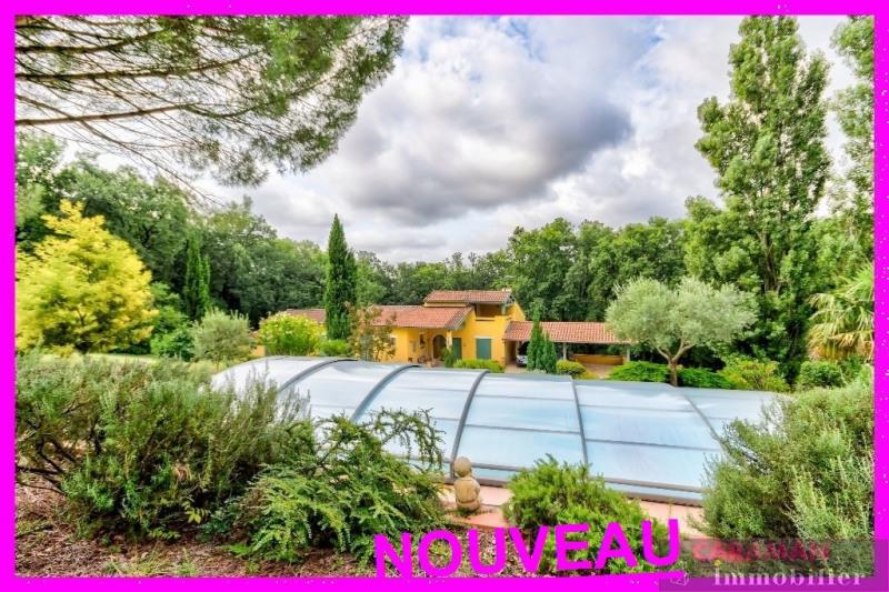 Venta  casa Labastide beauvoir  secteur 485000€ - Fotografía 1
