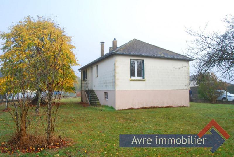Vente maison / villa Verneuil d'avre et d'iton 127500€ - Photo 6