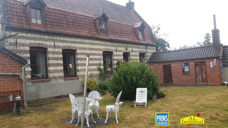 Sale house / villa Norrent fontes 156000€ - Picture 2