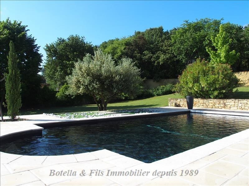 Deluxe sale house / villa Uzes 789 500€ - Picture 7