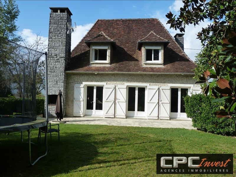 Sale house / villa Mourenx 213 000€ - Picture 1