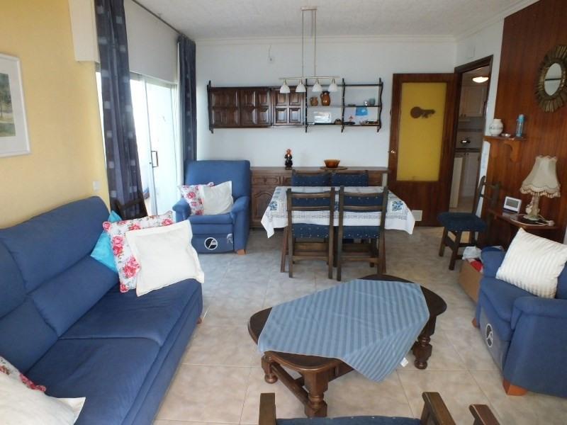 Alquiler vacaciones  apartamento Rosas santa - margarita 584€ - Fotografía 7