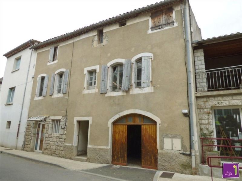 Vente maison / villa Ruoms 119000€ - Photo 1