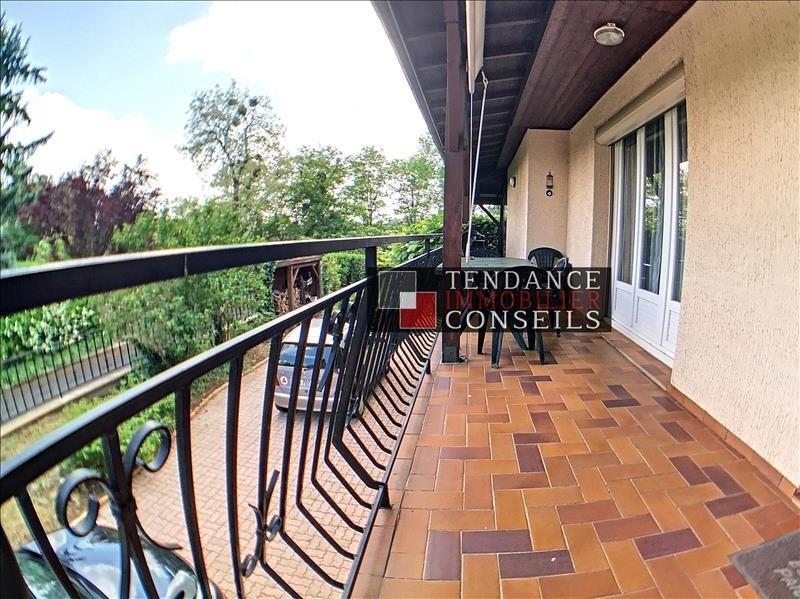 Vente maison / villa Villefranche /saone 309000€ - Photo 7