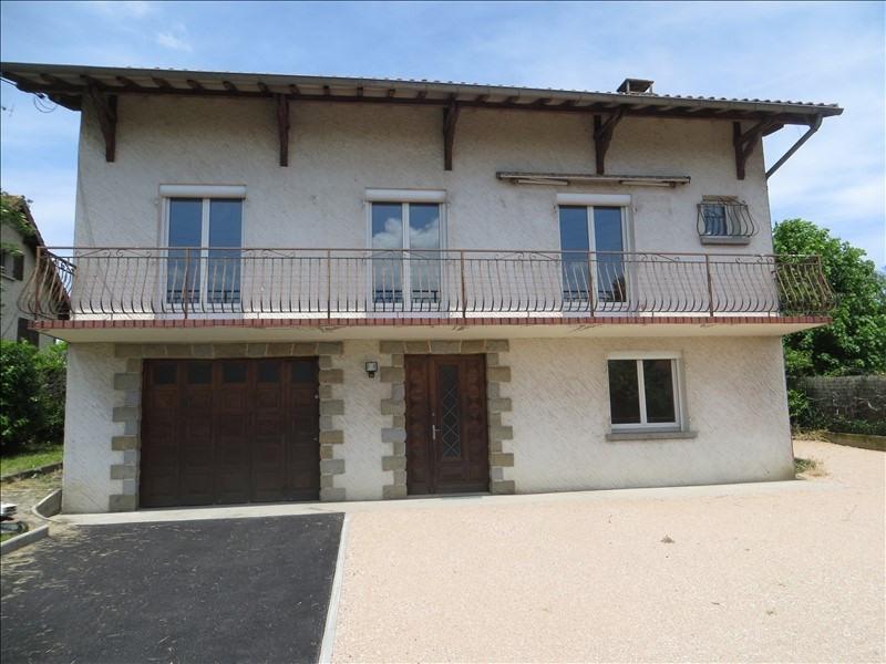 Vente maison / villa Pont du chateau 275600€ - Photo 1