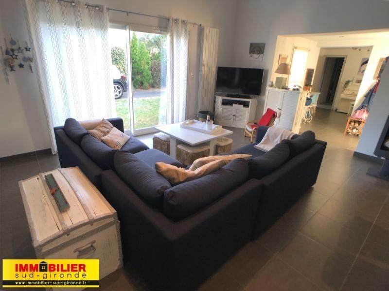 Vente maison / villa Podensac 389100€ - Photo 7