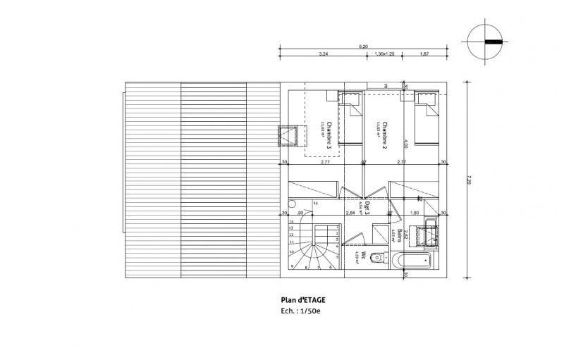 Sale house / villa Laval 255000€ - Picture 4