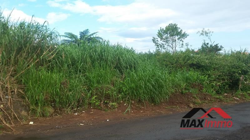 Vente terrain La riviere 120 000€ - Photo 1