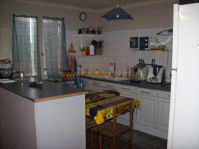 Vendita nell' vitalizio di vita casa Saint-gilles 52500€ - Fotografia 2