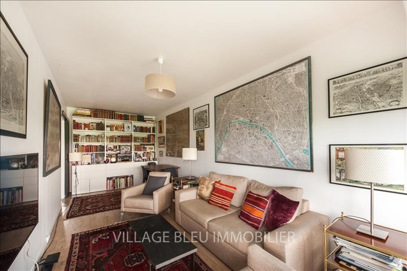 Vente appartement Asnieres sur seine 380 000€ - Photo 2