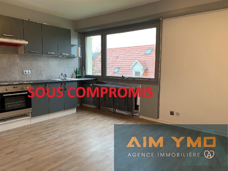 Vente appartement Colmar 74 800€ - Photo 1