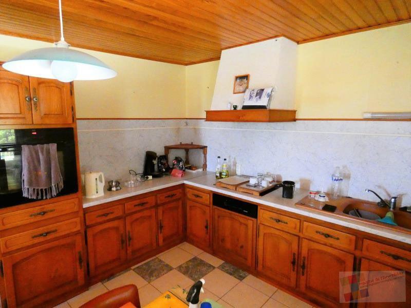 Sale house / villa Angeac champagne 171200€ - Picture 9