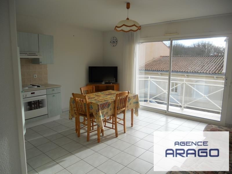 Vente appartement Les sables d'olonne 209 000€ - Photo 1