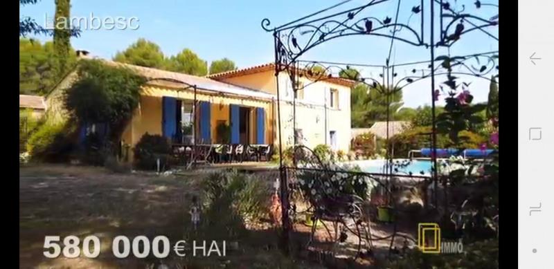 Venta  casa Lambesc 549000€ - Fotografía 22
