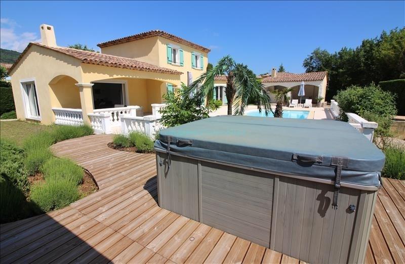 Vente maison / villa Saint cezaire sur siagne 530000€ - Photo 17