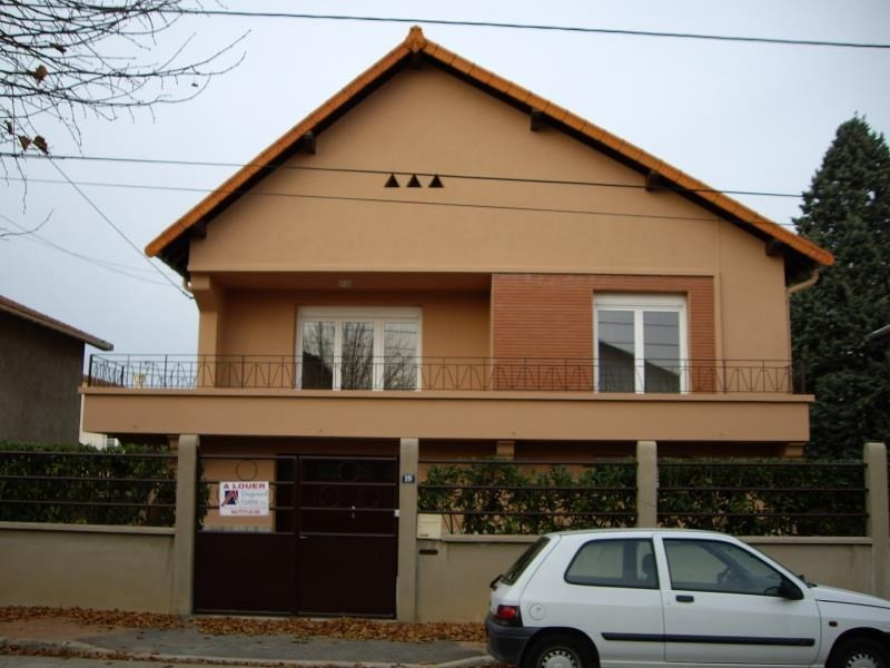 Rental house / villa Mably 715€ CC - Picture 1