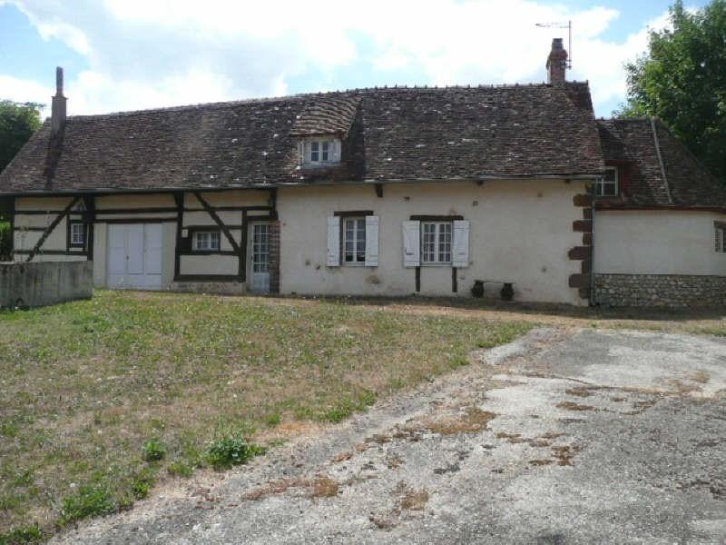 Vente maison / villa Dampierre en crot 67000€ - Photo 2