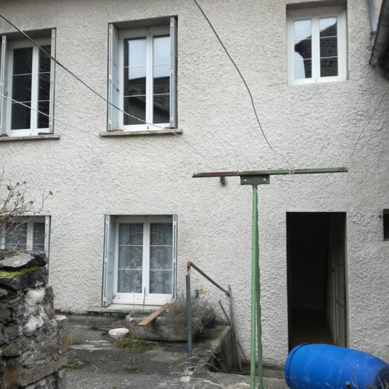Vente maison / villa Le monastier sur gazeille 86500€ - Photo 5