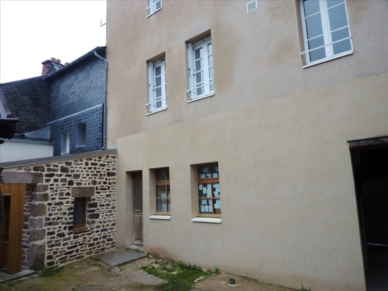 Vente immeuble Fougeres 104000€ - Photo 3