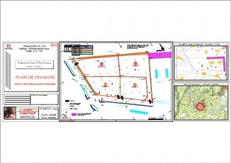 Sale site Seillons source d'argens 120 000€ - Picture 2