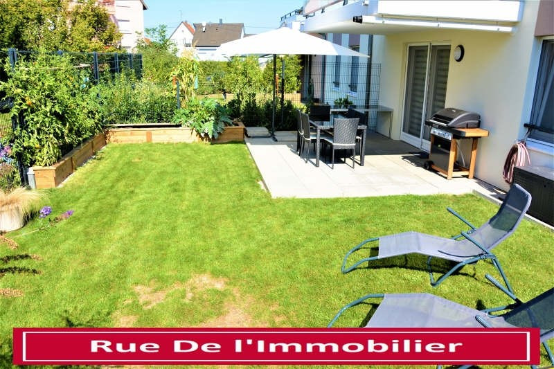 Vente appartement Herrlisheim 212 900€ - Photo 1