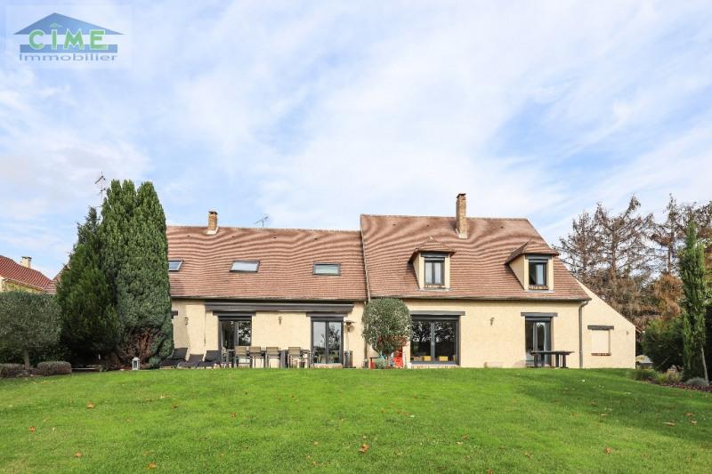 Sale house / villa Longjumeau 990000€ - Picture 1