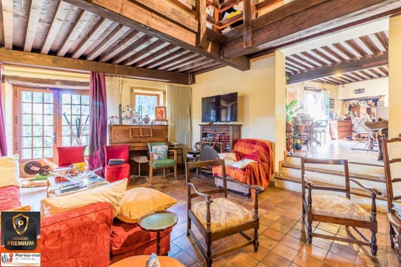 Sale house / villa Saint-romain-de-popey 419000€ - Picture 7