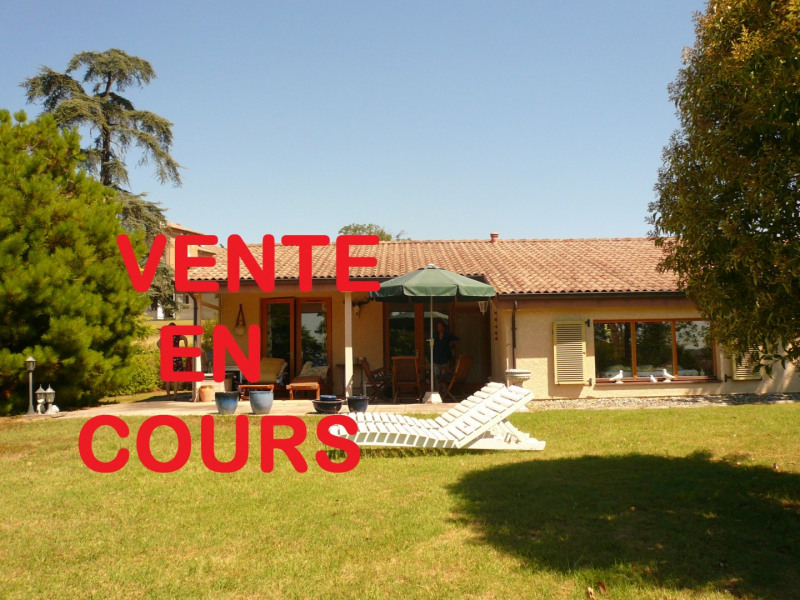 Sale house / villa Samatan 4 km 175000€ - Picture 1