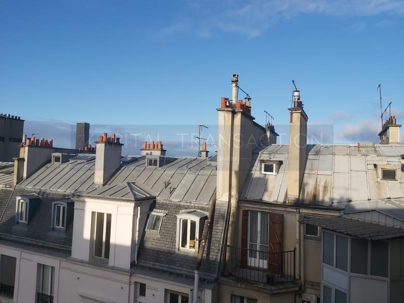 Sale apartment Paris 5ème 88000€ - Picture 2