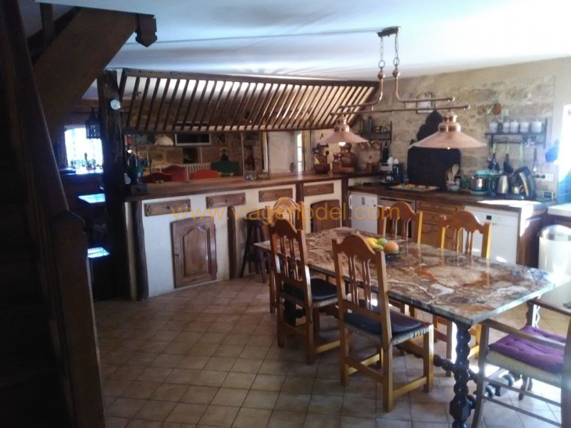 Vendita nell' vitalizio di vita casa Martiel 175000€ - Fotografia 12