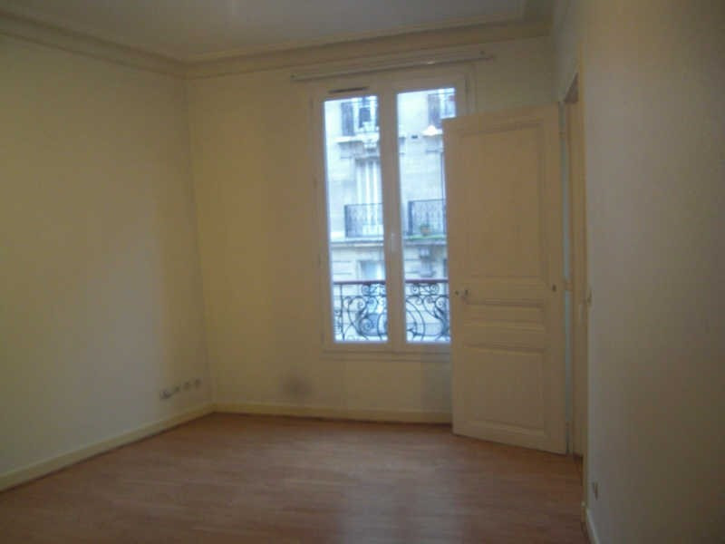 Rental apartment Paris 19ème 1155€ CC - Picture 1