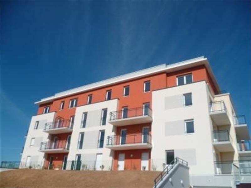 Verhuren  appartement Fleury sur orne 520€ CC - Foto 1