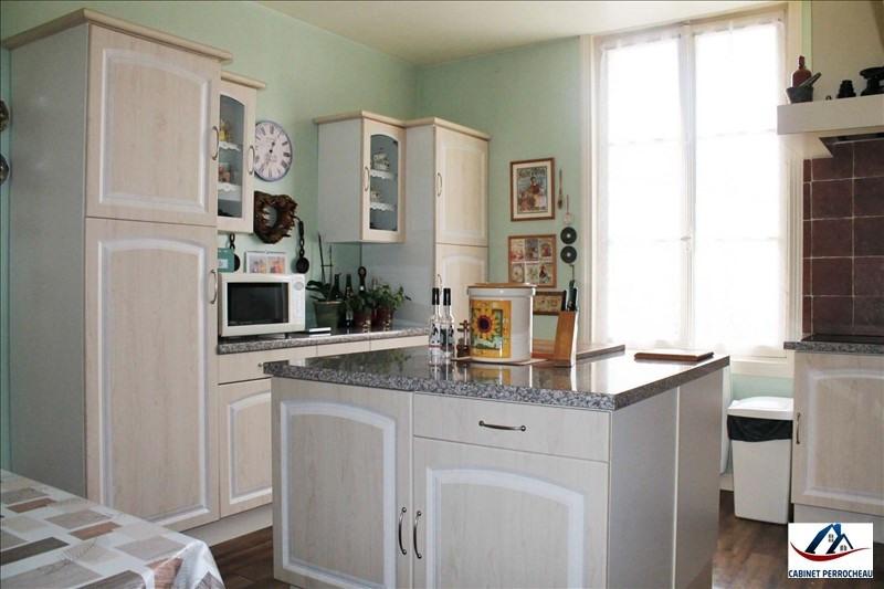 Vente maison / villa La chartre sur le loir 206000€ - Photo 4