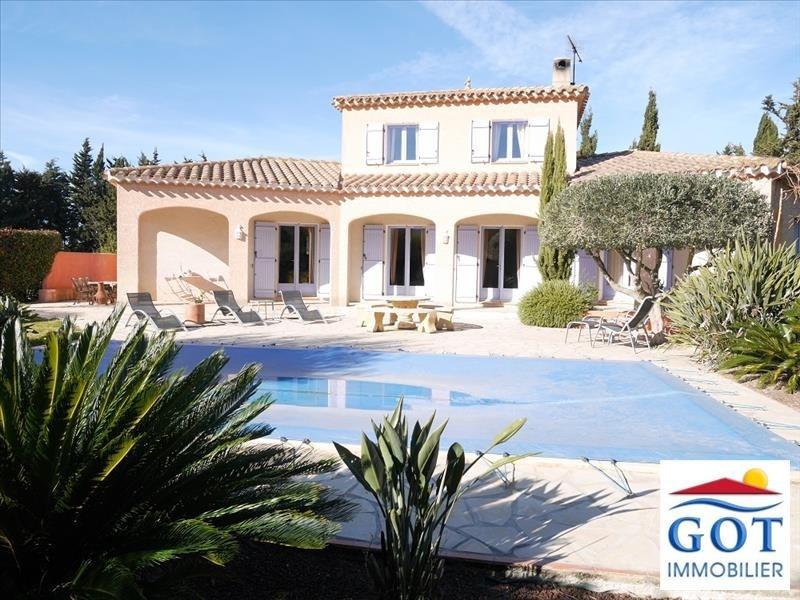 Venta  casa Villelongue de la salanque 450000€ - Fotografía 1
