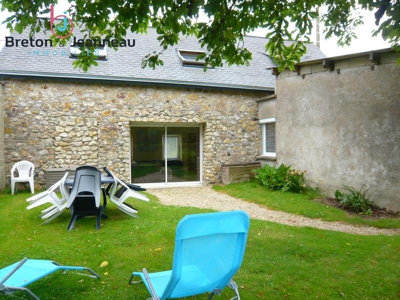 Sale house / villa Louverne 159120€ - Picture 1