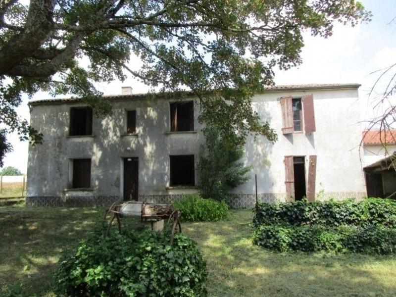 Sale house / villa Coulon 96900€ - Picture 1