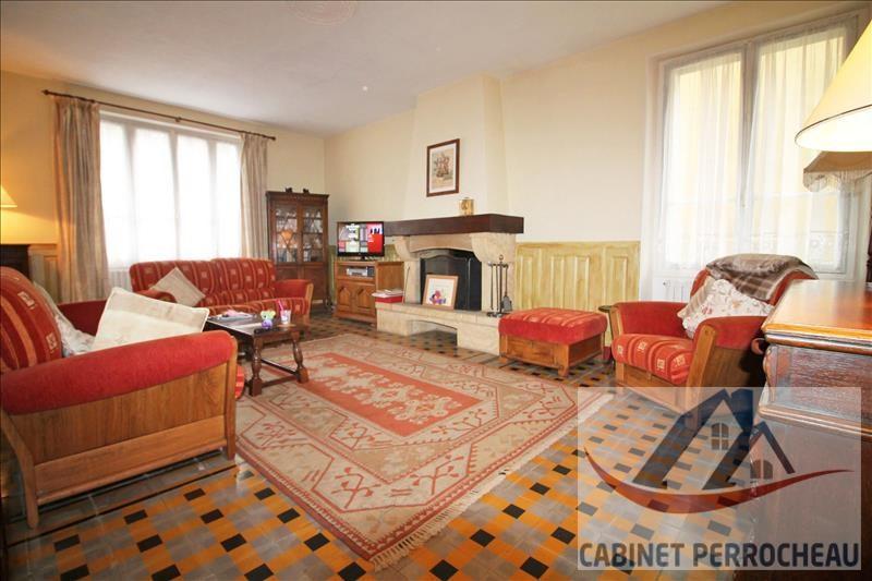 Sale house / villa La chartre sur le loir 99000€ - Picture 1