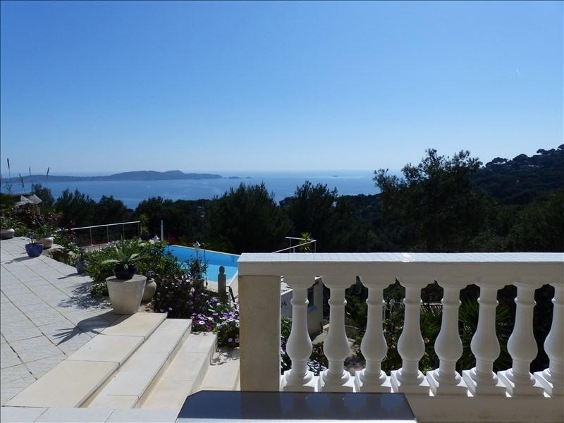 Venta de prestigio  casa Hyeres 1570000€ - Fotografía 6