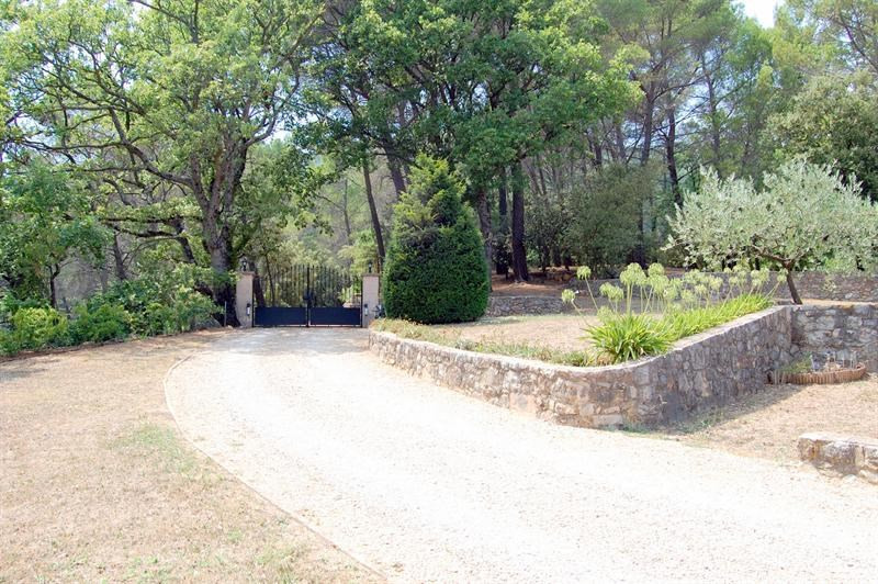 Deluxe sale house / villa Seillans 1060000€ - Picture 7